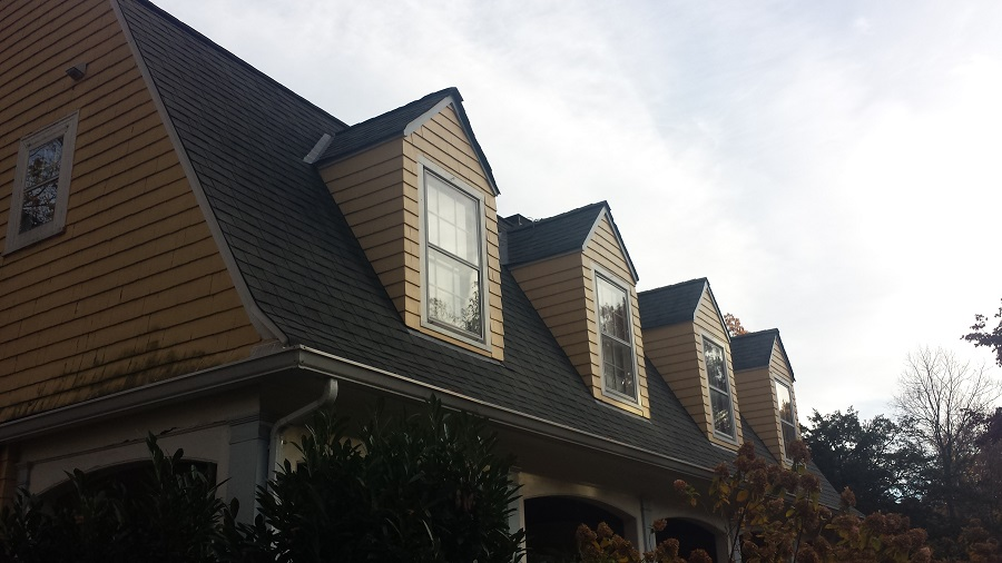 The Fania Roofing Company was able to discuss all the options the homeowners had available and we moved forward with the installation of a new cedar roof. & Fania Roofing | Cedar Roofing Installation in historic Montclair NJ | memphite.com