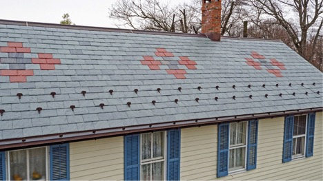 Custom Slate Roof Installation on Vintage Home in Quakertown, NJ